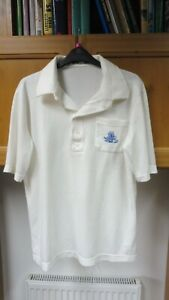 Geoffrey Boycott's Official England Short Sleeve Shirt