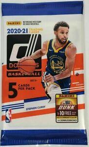 2020-21 Panini Donruss Basketball NBA Cards GRAVITY Pack *SEALED* 2021 - LAMELO?