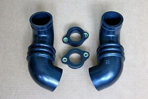 Branch pipes and carb flange set for motorcycle URAL.(NEW)