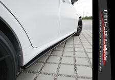 CUP Seitenschweller Ansätze für Lexus IS MK2 Bj. 05 - 13 Side Skirts Leisten