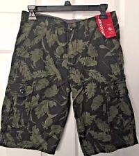 BOYS  Unionbay  Drawcord Cargo Shorts. Size 14. NWT