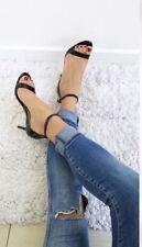 Sam Edelman Patti black patent heels size 9.5 new  wide