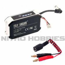 Fat Shark 7.4V 1800mAh Lipo Battery w/ LED Indicator for FatShark FPV Goggle
