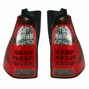 FIT FOR TY 4RUNNER 2006 2007 2008 2009 REAR TAIL LAMP RIGHT & LEFT PAIR SET