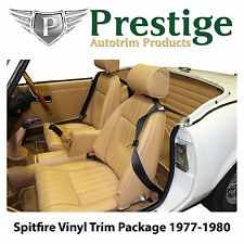 Triumph Spitfire Carpet Set Seat Covers & Trim Panels 1977-1980