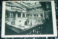 Nürnberg Lutherhof: alte Tafel Fotografie großformatig Ansicht Franken Stadt