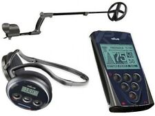 "Xp Deus Metal Detector Ws4 Configuration Wireless Backphone Headphones, 9"" Coil"