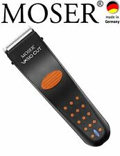 MOSER VARIO CUT PROFI hair clipper MACHINE cordless 0.3 MM - 12 MM NEW black