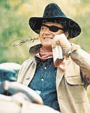 True Grit John Wayne Origninal 8X10 photo picture signed autograph RP 2