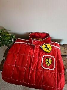 Rare Vintage Ferrari F1 Jacket Original With Tags Size S (1998)
