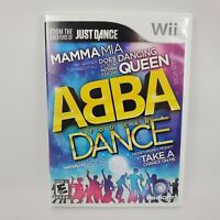 ABBA You Can Dance (Nintendo Wii, 2011) Complete Tested CIB EUC