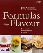 Formulas for Flavour: How to cook restaurant dishes at home (Conran Octopus In,