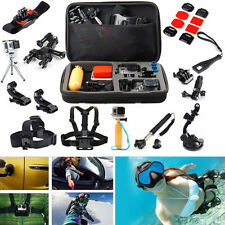 Accessories Pack Case Head Chest Monopod Bike Surf Mount for GoPro Hero 1 2 3 4