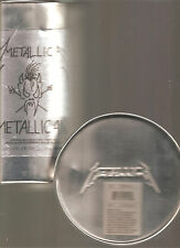 "Metallica ""Metallican"" Metal Tin Box CD VHS XL T-Shirt Rare"