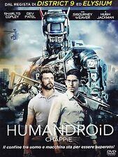 HUMANDROID - CHAPPIE  DVD FANTASCIENZA