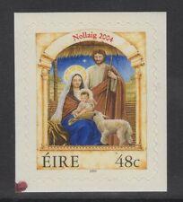 IRELAND SG1713 2004 CHRISTMAS SELF-ADHESIVES MNH