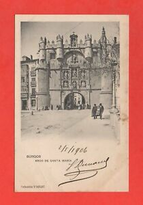 Espagne - BURGOS - Arco de Santa Maria   (K4283)