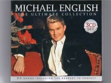 MICHAEL ENGLISH - THE ULTIMATE COLLECTION - 3 CD