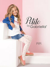 Nylonandmore Gabriella Medias de los Niños Chica Medias Niñas 766 Pipi Petite