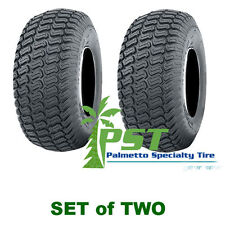 SET Of TWO 13X6.50-6 Soft Turf Tires Lawn Tractor Lawn Mower Riding Mower