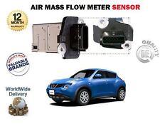 für Nissan Juke 1.6 16V F15 HR16DE 2010- > NEU LUFTMASSENMESSER SENSOR