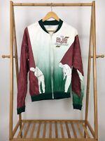 VTG 80s TY-Breakers RJR Tobacco Championship Golf Lightweight Jacket Size L