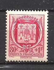 France 1941 Yvert n° 530 neuf ** 1er choix