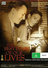The Best Years of Our Lives DVD 1946 & R0 Fredric March Dana Andrews