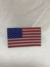 US American Flag IR Patch RWB Night Vision NVG PVS-14 Colored Wilcox Norotos