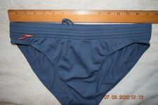 Speedo Men's Swim  Brief, Gray,  Size 36 [#12754]