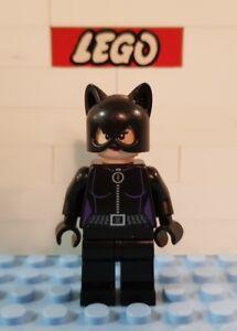 Lego Super Heroes set 6858 Catwoman minifigure SH006 Rare