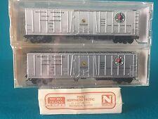 70052 Micro-Trains MTL Northern Pacific Reefers- 2 Car Set NIB