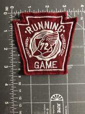 Running Game 72 Patch Trap Assoc. Association 10018 EST. CST. Ecko Unltd. 1972