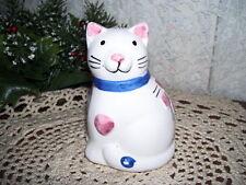 Vintage Cat Bank Figurine
