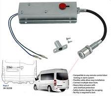 AWE JW-302DB Universal Motorized Deadbolt  Lock Kit for Truck/Van/RV's,Tool Box