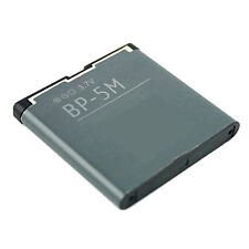 BP-5M Capacity Battery For Nokia 6220C 6220 Classic 6500 Slide 6500S 5700 UK