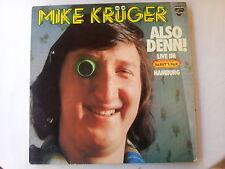 Mike Krüger - Also denn