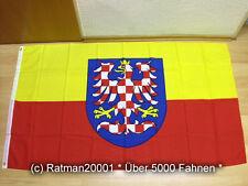 Fahnen Flagge Mähren - 90 x 150 cm