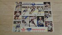 1987-88 Hostess Buffalo Sabres NHL Hockey Set of 30 in Album with Team Picture