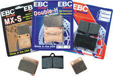 EBC BRAKE PADS Fits: Harley-Davidson FLHR Road King,FLHTC Electra Glide Classic,