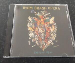 BOOM CRASH OPERA - Fabulous Beast - CD - Signed