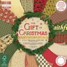 "First Edition ~ 6x6""  Paper Pad ~ 48 x 200gsm sheets ~ The Gift of Christmas"