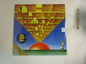MONTY PYTHON AND THE HOLY GRAIL O.S.T. LP New! Sealed! 2014 Charisma/UMC REISSUE