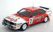 1:18 Minichamps Audi Quattro A2 Winner Boucles de Spa 1985