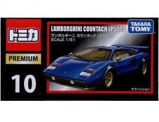 Takara Tomy Tomica Premium #10 Lamborghini Countach LP500S (BOX) 1/61 Car JAPAN