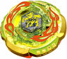 Rare Special Edition GOLD Rock Giraffe Zurafa BB-78-G 4D Beyblade - USA SELLER!