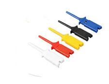10*Chaud Clip de test IC populaire industrie crochet plat pince de test portable