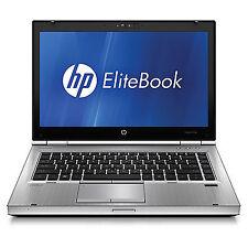 "HP Elitebook 8460p 14"" Core i5-2520M 2.5-3.2GHz 4GB 320GB Windows 10"
