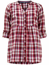 Evans Check Classic Tops & Shirts for Women