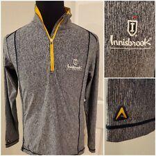 Innisbrook Copperhead 1/4 Zip Long Sleeve Pullover Mens Size Medium By...